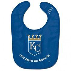 Kansas City Royals Baby Bib All Pro Style Special Order