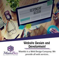 #Perfect #web #solution at matebiz.com