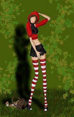 Pinzellades al món: Caputxeta Roja il·lustrada / Caperucita Roja ilustrada / Little Red Riding Hood illustrated / Le Petit Chaperon Roug illustré (20)