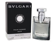 Bvlgari - Miniature Bvlgari pour homme soir (Eau de toilette 5ml)