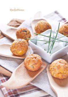 Croccanti e golose polpette di lupini, perfette per una cena vegetariana o un aperitivo sfizioso con gli amici.