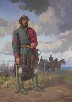 EMG - Sargento Cruz Sargento, Hispanic American, Rio Grande, Military History, Folk, War, Disney, Retro, Military Uniforms