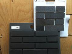 Exceptionnel Black Brick Röben And Interstate Brick