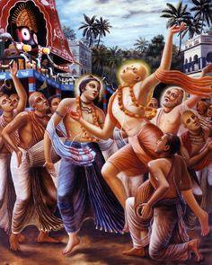 Avadhuta priya, He is dear to the divine madman, Sri Nityananda prabhu