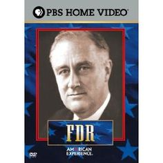 American Experience: FDR  [dvd]
