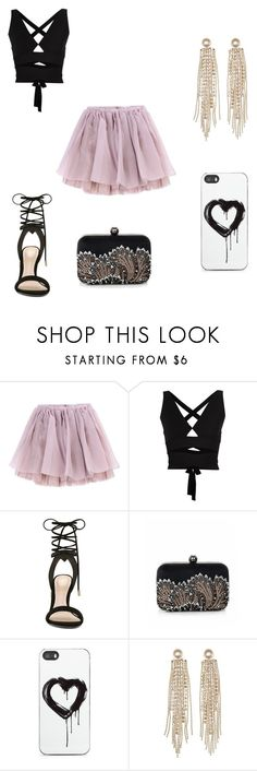 """Untitled #115"" by magicalalice ❤ liked on Polyvore featuring Olympia Le-Tan, Proenza Schouler, ALDO, Zero Gravity and Charlotte Russe"
