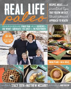 Real Life Paleo by PaleoParents for blog