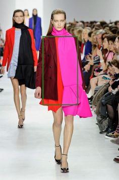 Le coup de cœur du dailyELLE : les associations de couleurs du défilé Dior> http://www.dailyelle.fr/tout-dans-le-detail/le-coup-de-coeur-du-dailyelle-les-couleurs-du-defile-dior-143677