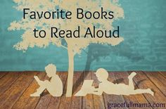 a list of favorite family read-alouds.