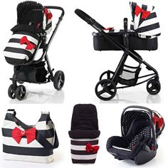 Cosatto Giggle 3-in-1 Special Edition Travel System (Go Lightly)