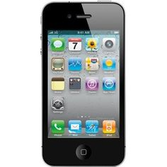 "Deutsche Telekom iPhone 4 8GB - Smartphone (88.9 mm (3.5 ""), 960 x 640 Pixeles, 800 (importado)"