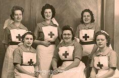 WWII British Nurses