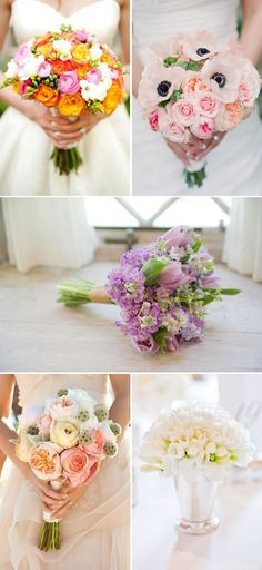 5 Favorite Spring Wedding Flowers | WeddingWire: The Blog