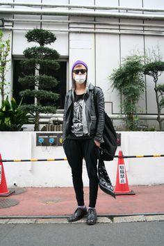 ONIJIRU(大学生)のストリートスナップ|RID SNAP