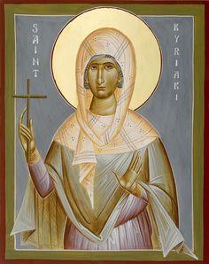 St Kyriaki www.ikonographics.net