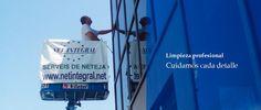 Limpieza de Cristales Barcelona | Net Integral