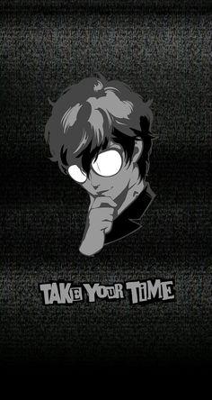 Persona 5 - Protagonist-kun :3