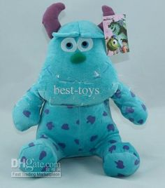 Wholesale New Toys For Christmas DisneyAs Monsters Monsters Inc. Monsters University of gross strange plush toys 9 CM, Free shipping, /Piece | DHgate
