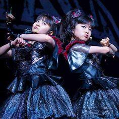 Happy Moi-Friday~!!! <333333333333 #babymetal #heavymetal #jpop #amuse #idol #moametal #yuimetal #jrock #mizunoyui #kikuchimoa #moakikuchi #yuimizuno #kawaiigirljapan #foxgod #japan