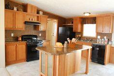 Kitchens - Woodcreek Village- An Adult Land Lease Community located in Walbridge Ohio
