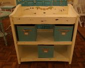 Hep Cat Vintage and Retro by HepCatRetro Baby Changing Tables, French Country, Painted Furniture, Layout, Retro, Handmade Gifts, Kids, Vintage, Design