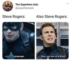 New funny marvel fandoms Ideas Marvel Quotes, Funny Marvel Memes, Avengers Humor, Funny Comics, Marvel Heroes, Marvel Avengers, Captain Marvel, Dc Movies, Marvel Movies
