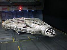 1:72 Scale Rebel Hangar Diorama