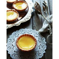 Une tarte au citron sans pate a tarte