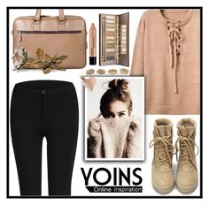 """Yoins 33"" by erina-salkic ❤ liked on Polyvore featuring yoins, yoinscollection and loveyoins"