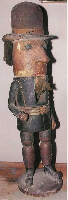 nutcracker ...Early 19th century example is probably American