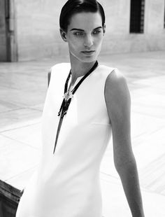 Iris Strubegger: Vogue Germany October '11