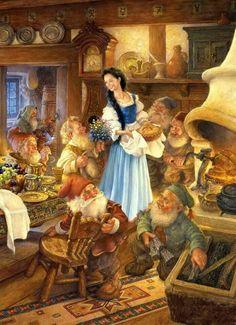 ~ Snow White  ~