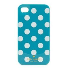 Love my new Turquoise Kate Spade iPhone case!