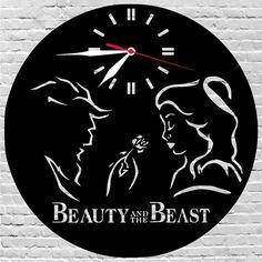 Beauty and the beast/Wall art nursery/Wall art by lovelygift4you