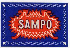 #Tulitikut #Matches #Sampo
