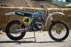 Vintage Motocross Collection in Colorado Enduro Vintage, Vintage Motocross, Vintage Bikes, Mx Bikes, Cool Bikes, Sport Bikes, Motorcycle Engine, Motorcycle Art, Cool Motorcycles