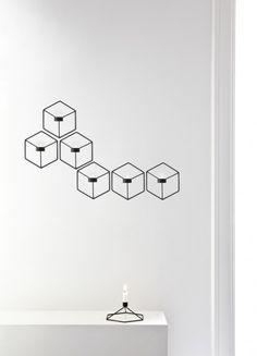 POV Candleholder Wall by Menu