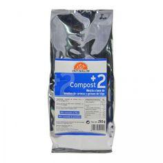 Compost + 2 de Int Salim. Mezcla a base de Levadura de Cerveza y Germen de Trigo. Alto contenido en Fibra y Alto contenido en Proteínas.