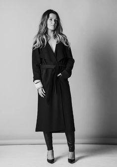 munsun long cashmere coat www. Cashmere Coat, Ss16, Duster Coat, Jackets, Fashion, Dress, Down Jackets, Moda, Fashion Styles