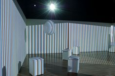 Exposición. Carlos Cruz-Diez. El color en el espacio y en el tiempo.