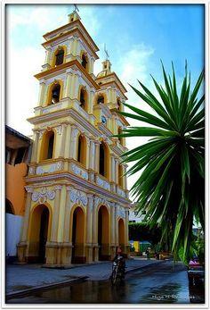 Parroquia de Tecuala, Nayarit.
