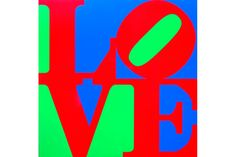 Robert Indiana and American pop exhibitions on display at the Allentown Art Museum