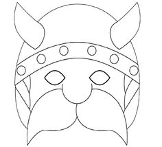 masque gaulois a colorier découpage a imprimer Asterix E Obelix, Captain America Coloring Pages, Middle Ages, Wood Carving, Catwoman, Inventions, Pirates, Party Themes, Crafts For Kids