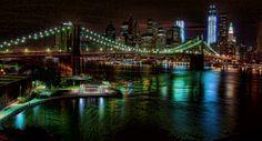 "Photo ""BROOKLYNBRIDGE"" by NocturnalEchoImagery"