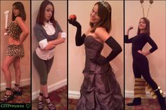Courtney cosplay: TDA by *CITPrincess on deviantART