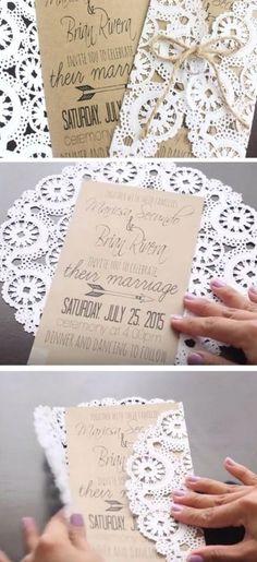 Fun Wedding Invitations, Vintage Wedding Invitations, Rustic Invitations, Wedding Cards, Invitation Ideas, Printable Invitations, Wedding Bells, Invitation Cards, Budget Wedding