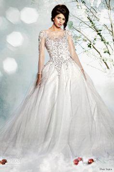 Dar Sara Wedding Dresses 2014
