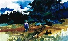 Andrew Wyeth: Early Watercolors