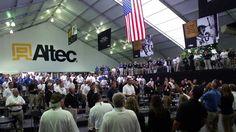 Altec ICUEE Day 1 Recap Video #altec #icuee #raiseamerica #thankyou