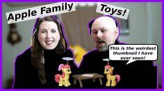 More My Little Pony Apple Family.  Derek and Nikki Review 107